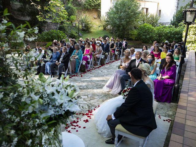 La boda de Xenia y Josep en Montseny, Barcelona 19