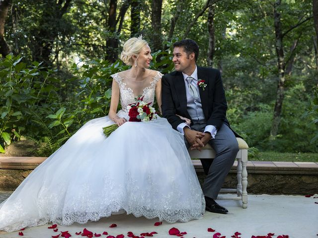 La boda de Xenia y Josep en Montseny, Barcelona 20