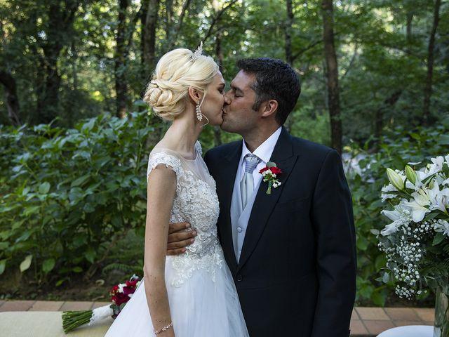 La boda de Xenia y Josep en Montseny, Barcelona 21