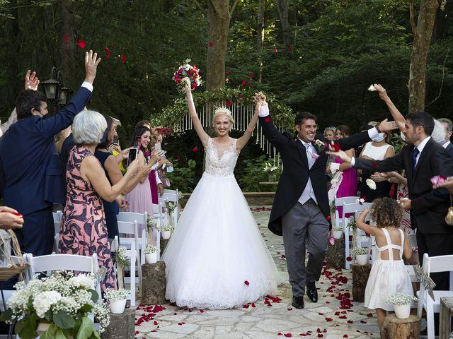La boda de Xenia y Josep en Montseny, Barcelona 22