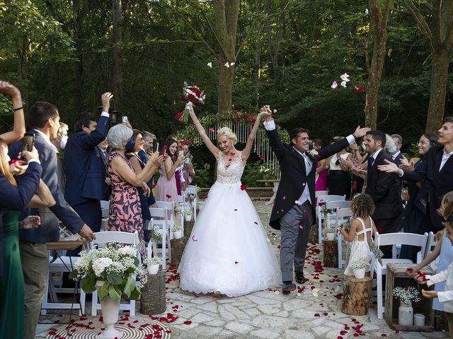 La boda de Xenia y Josep en Montseny, Barcelona 23
