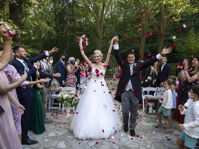 La boda de Xenia y Josep en Montseny, Barcelona 24