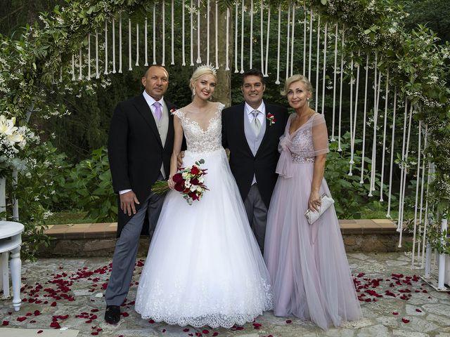 La boda de Xenia y Josep en Montseny, Barcelona 25