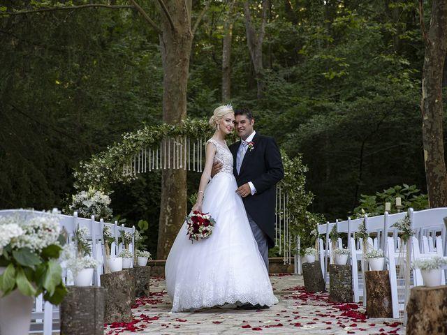 La boda de Xenia y Josep en Montseny, Barcelona 27