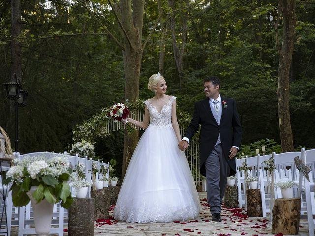 La boda de Xenia y Josep en Montseny, Barcelona 28