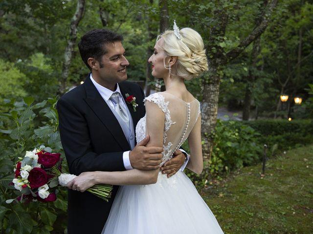 La boda de Xenia y Josep en Montseny, Barcelona 30