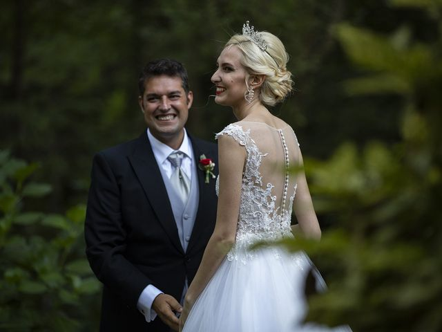 La boda de Xenia y Josep en Montseny, Barcelona 33