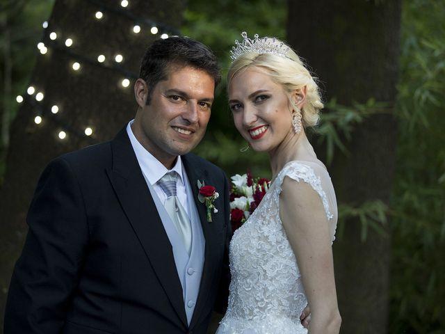 La boda de Xenia y Josep en Montseny, Barcelona 35
