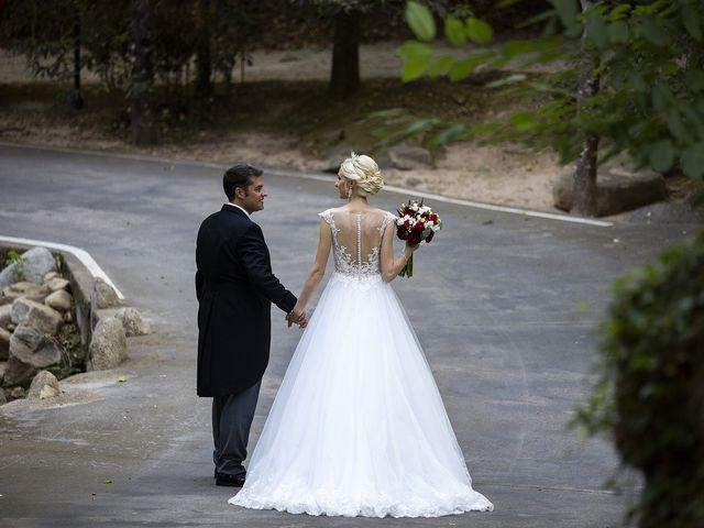 La boda de Xenia y Josep en Montseny, Barcelona 36