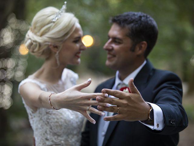 La boda de Xenia y Josep en Montseny, Barcelona 37