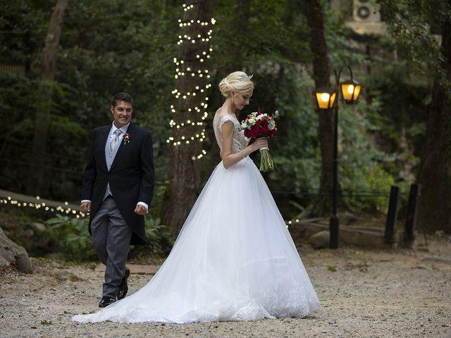 La boda de Xenia y Josep en Montseny, Barcelona 41