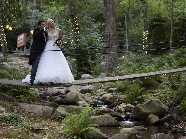 La boda de Xenia y Josep en Montseny, Barcelona 42