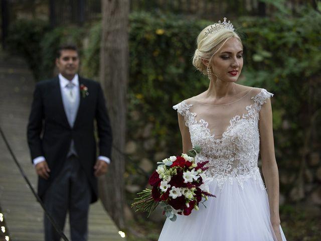 La boda de Xenia y Josep en Montseny, Barcelona 43
