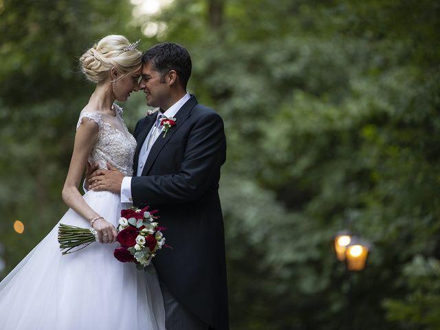 La boda de Josep y Xenia