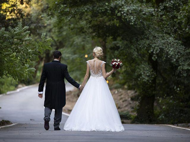 La boda de Xenia y Josep en Montseny, Barcelona 45