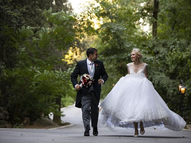 La boda de Xenia y Josep en Montseny, Barcelona 46