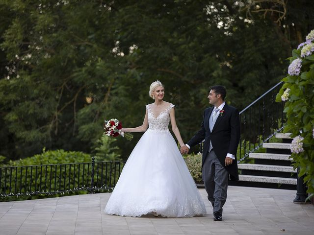 La boda de Xenia y Josep en Montseny, Barcelona 50