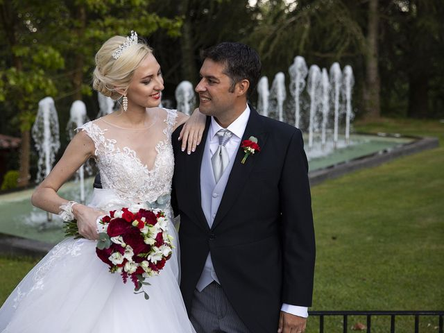 La boda de Xenia y Josep en Montseny, Barcelona 53