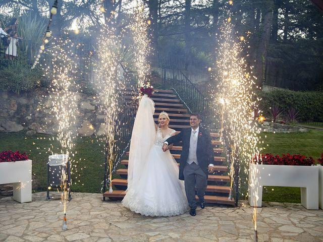 La boda de Xenia y Josep en Montseny, Barcelona 56