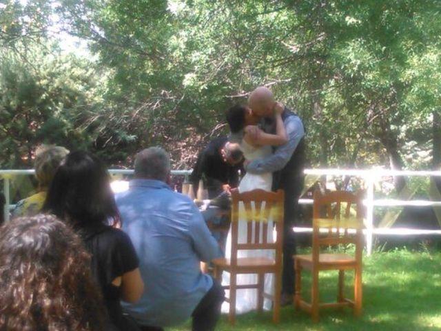 La boda de César y Nuria en Navaluenga, Ávila 12