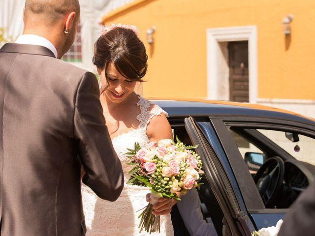 La boda de Víctor y Patricia en Sotopalacios, Burgos 14