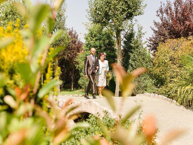La boda de Víctor y Patricia en Sotopalacios, Burgos 15