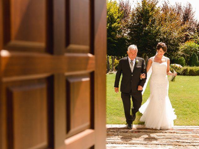 La boda de Víctor y Patricia en Sotopalacios, Burgos 16