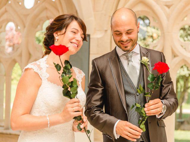 La boda de Víctor y Patricia en Sotopalacios, Burgos 21