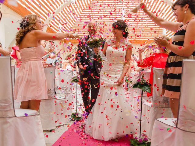 La boda de Víctor y Patricia en Sotopalacios, Burgos 22