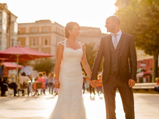 La boda de Víctor y Patricia en Sotopalacios, Burgos 27