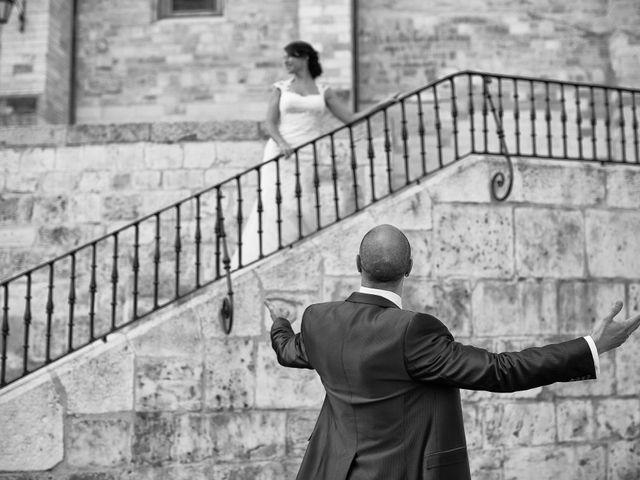 La boda de Víctor y Patricia en Sotopalacios, Burgos 28