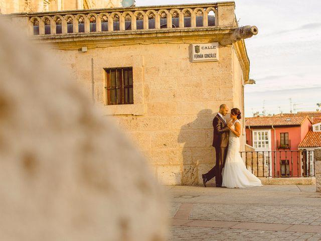 La boda de Víctor y Patricia en Sotopalacios, Burgos 29