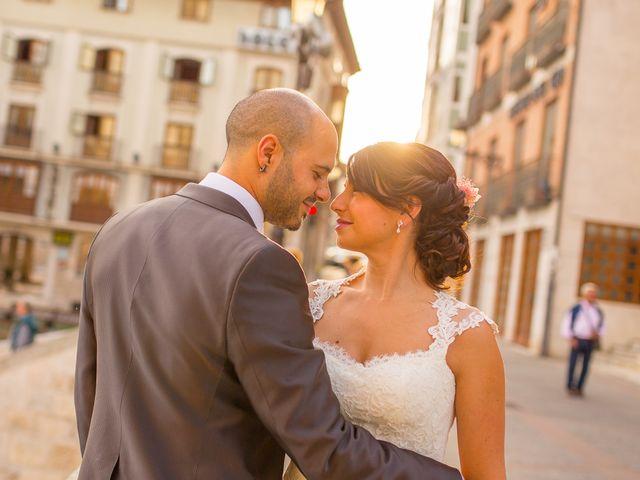 La boda de Víctor y Patricia en Sotopalacios, Burgos 30