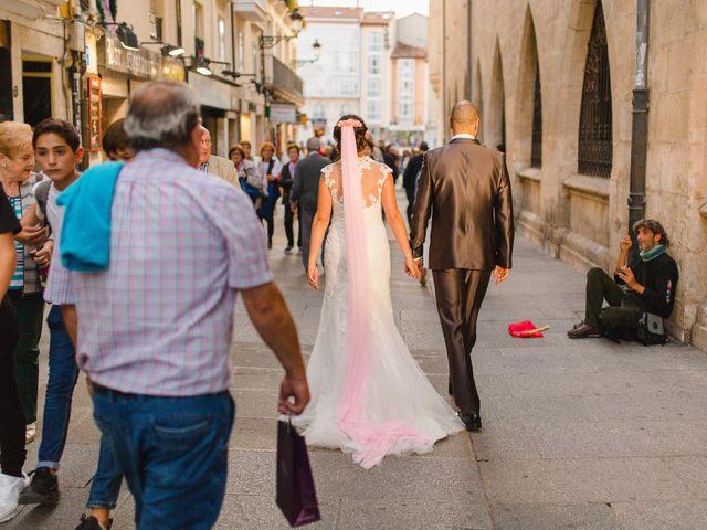 La boda de Víctor y Patricia en Sotopalacios, Burgos 31
