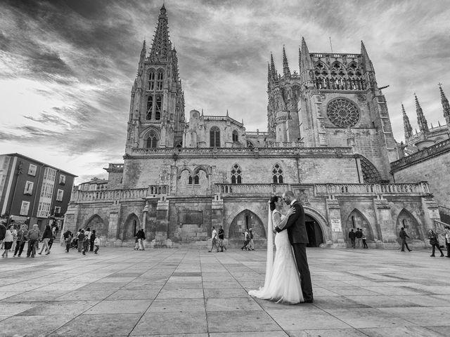 La boda de Víctor y Patricia en Sotopalacios, Burgos 32