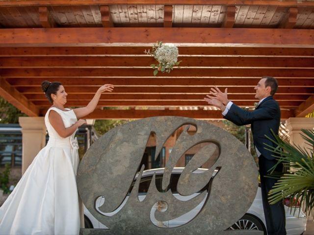 La boda de Kim y Marina en Les Borges Blanques, Lleida 1