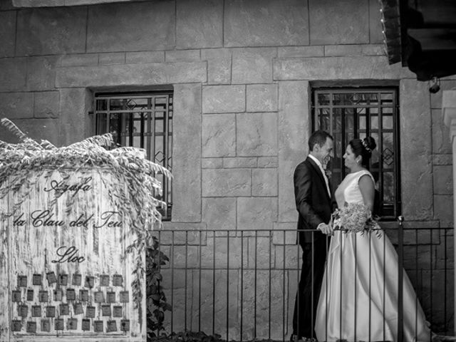 La boda de Kim y Marina en Les Borges Blanques, Lleida 91
