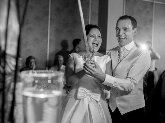 La boda de Kim y Marina en Les Borges Blanques, Lleida 132