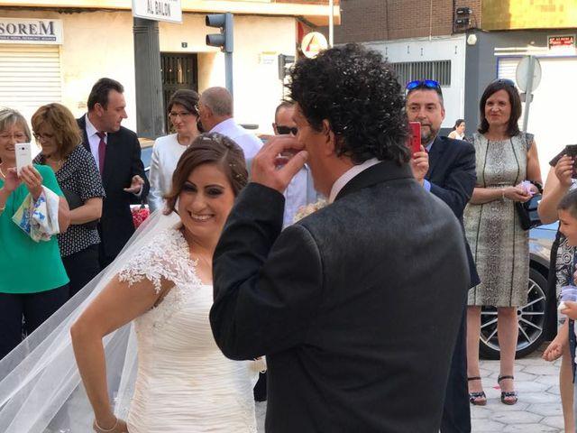 La boda de Jose y Luisa en Torrent, Valencia 7