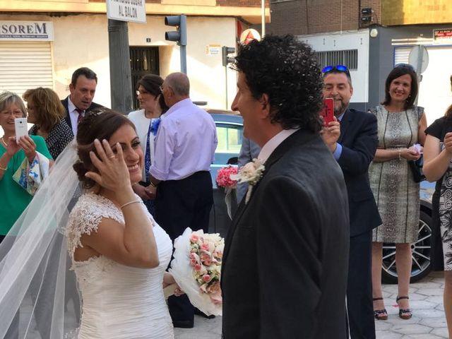 La boda de Jose y Luisa en Torrent, Valencia 8