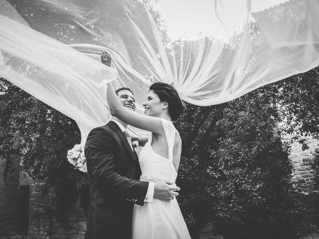 La boda de Sandra y Edu