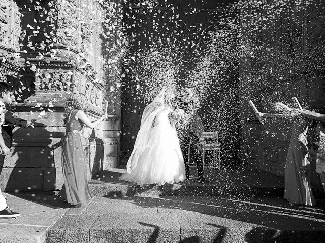 La boda de Paloma y Francisco Javier