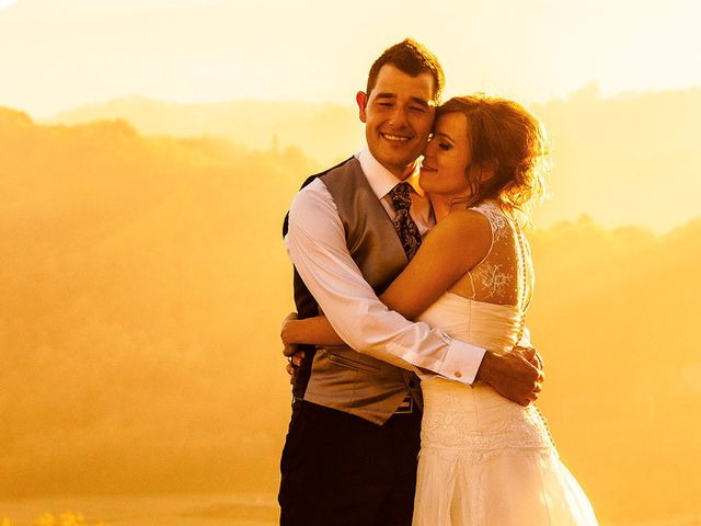La boda de Lierni y Mikel