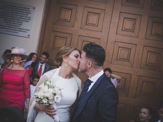 La boda de Patricia y Alfonso