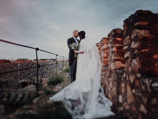La boda de Alberto y Mayte en Ciudad Real, Ciudad Real 1