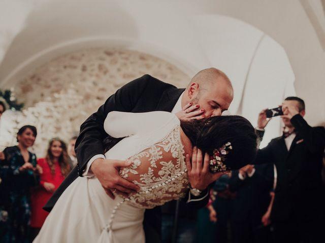La boda de Alberto y Mayte en Ciudad Real, Ciudad Real 79