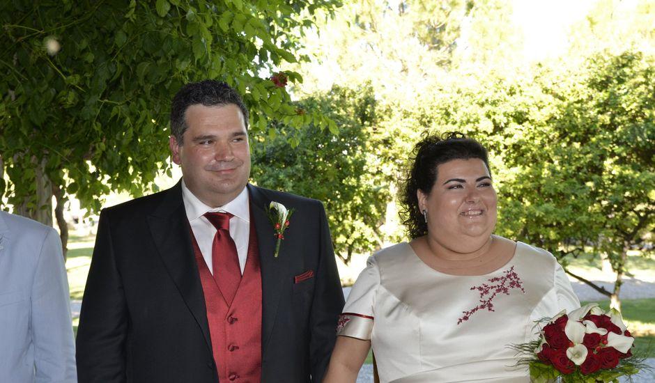 La boda de Rebeca y David en Lleida, Lleida