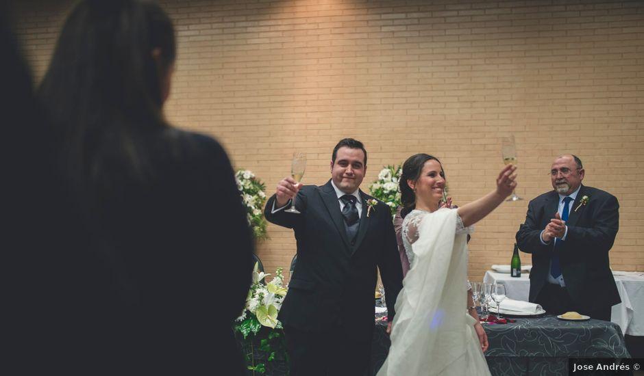 La boda de Javi y Jessy en Canet D'en Berenguer, Valencia