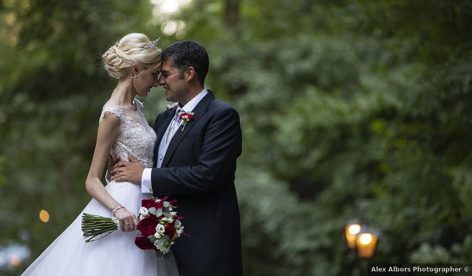 La boda de Xenia y Josep en Montseny, Barcelona