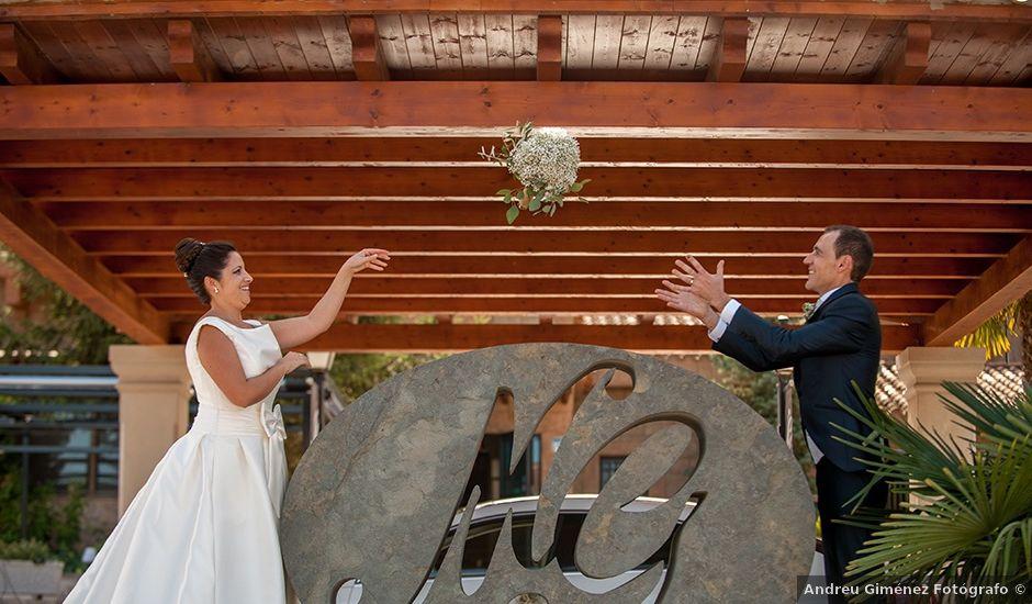 La boda de Kim y Marina en Les Borges Blanques, Lleida